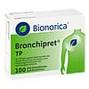 BRONCHIPRET TP, 100 ST, Bionorica Se