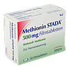 Methionin STADA 500mg Filmtabletten, 50 Stück, STADA GmbH
