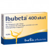 Ibubeta 400 akut, 10 Stück, betapharm Arzneimittel GmbH