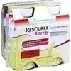 RESOURCE Energy Vanille, 4X200 ML, Ghd Direkt Ii GmbH Vertriebslinie Nestle