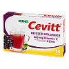 HERMES Cevitt heißer Holunder, 14 ST, Hermes Arzneimittel GmbH