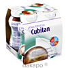Cubitan Schokoladengeschmack Trinkflasche, 4X200 ML, Nutricia GmbH