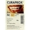CURAPROX PIC 114 regular fine orange, 6 ST, Curaden Germany GmbH