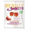 Fruit Jelly Herzen Granatapfel/Himbeere, 125 G, Beautysweeties GmbH