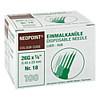 Einmalkanüle NEOPOINT 26Gx7/8 0.45x23mm steril, 100 ST, Diaprax GmbH