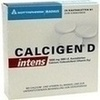 Calcigen D intens 1000 mg/880 I.E.Kautabletten, 20 ST, MEDA Pharma GmbH & Co.KG
