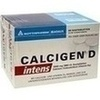 Calcigen D intens 1000 mg/880 I.E.Kautabletten, 120 ST, MEDA Pharma GmbH & Co.KG