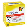 FreeStyle Lite Teststreifen ohne Codieren, 100 ST, Abbott GmbH & Co. KG Abbott Diabetes Care