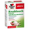DOPPELHERZ KNOBLAUCH KAPSELN MIT MISTEL U.Weißdorn, 480 ST, Queisser Pharma GmbH & Co. KG