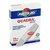 QUADRA MED Pflaster medium 78x20mm Master Aid, 10 ST, Trusetal Verbandstoffwerk GmbH
