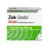 Zink Sandoz Direkt, 20 ST, HEXAL AG
