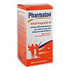 Pharmaton Vital Kapseln N, 100 ST, Sanofi-Aventis Deutschland GmbH GB Selbstmedikation /Consumer-Care