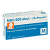 NAC 600 akut-1A-PHARMA, 10 Stück, 1 A Pharma GmbH