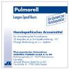 Pulmorell, 10X2 ML, sanorell pharma GmbH & Co KG