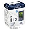Wellion Linus Blutzuckerteststreifen, 10 ST, Med Trust GmbH
