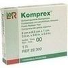 KOMPREX SCHAUMG GR 00 OVAL, 1 ST, Lohmann & Rauscher GmbH & Co. KG