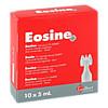 EOSIN 2% wässrige Pflegelösung steril, 10X5 ML, Lucien Ortscheit GmbH
