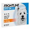 FRONTLINE Spot on H 10 Lösung f.Hunde, 3 ST, Boehringer Ingelheim Vetmedica GmbH