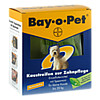 Bay-o-Pet Zahnpflege Kaustreif Spearmint klei Hund, 140 G, Bayer Vital GmbH Gb - Tiergesundheit