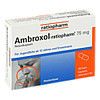 Ambroxol-ratiopharm 75mg Hustenlöser, 20 Stück, ratiopharm GmbH