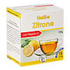 Heiße Zitrone + Vit. C Btl., 15X10 G, Pharma Peter GmbH