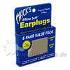 MACKS Earpluggs, 6X2 ST, AAFI TRADING GmbH