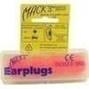MACKS Earpluggs Hot orange, 2X2 ST, Aafi Trading GmbH