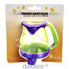 TRINKLERNTASSE auslaufsicher grün/lila 240 ml, 1 ST, Dr. Junghans Medical GmbH