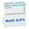 KOCHSALZ 0.9% ISOTON, 10X2 ML, B. Braun Melsungen AG