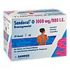 Sandocal-D 1000/880, 50 Stück, HEXAL AG