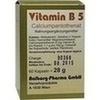 Vitamin B5, 60 ST, Fbk-Pharma GmbH