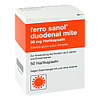Ferro Sanol duodenal mite 50mg mr.Pellets in Kaps., 50 ST, UCB Pharma GmbH