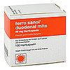 Ferro Sanol duodenal mite 50mg mr.Pellets in Kaps., 100 ST, UCB Pharma GmbH