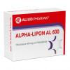 Alpha-Lipon AL 600, 100 Stück, Aliud Pharma GmbH