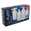 PEARLCO Wasserfilter Kartusche Pack 4, 1 ST, Innotrade GmbH