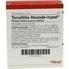TONSILLITIS NOS INJ, 10 ST, Biologische Heilmittel Heel GmbH