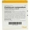 Colchicum compositum, 10 ST, Biologische Heilmittel Heel GmbH