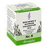 Biochemie 8 Natrium chloratum D 12, 80 ST, Bombastus-Werke AG