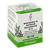 Biochemie 10 Natrium sulfuricum D 12, 80 ST, Bombastus-Werke AG