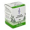 Biochemie 12 Calcium sulfuricum D 6, 80 Stück, Bombastus-Werke AG
