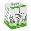Biochemie 12 Calcium sulfuricum D 12, 80 ST, Bombastus-Werke AG