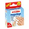 Fingerlinge Schutzkappen f.Finger+Zehen, 6 ST, Axisis GmbH