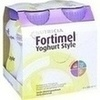 Fortimel Yoghurt Style Vanille-Zitronegeschmack, 4X200 ML, Nutricia GmbH