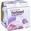 Fortimel Energy Multi Fibre Erdbeergeschmack, 4X200 ML, Nutricia GmbH
