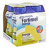 Fortimel Energy Multi Fibre Vanillegeschmack, 4X200 ML, Nutricia GmbH
