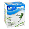 MEDLANCE PLUS Extra Sicherheitslanzetten 21G, 200 ST, Eu-Medical GmbH