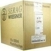 ISOTONISCHE Kochsalzlösung 0,9% Plastik Inf.-Lsg., 10 × 500 Milliliter, SERAG-WIESSNER GmbH & Co.KG