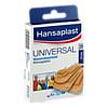 Hansaplast Universal Water Resist.4Größen Strips, 20 ST, Beiersdorf AG