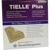 TIELLE Plus 15cmx15cm steril, 10 ST, Kci Medizinprodukte GmbH
