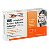 IBU-ratiopharm Lysinat Schmerztabletten 500mg, 10 ST, ratiopharm GmbH